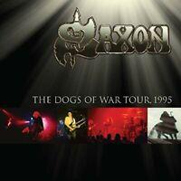 Saxon - Dogs Of War Tour: 1995 [Colored Vinyl] [New Vinyl LP] Colored