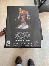 Gentle Giant Star Wars Luke Skywalker Animated Maquette #3960 of 4500