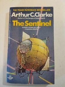 The Sentinel by Arthur C. Clarke PB 1st Berkley