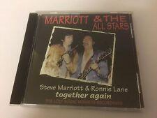 STEVE MARRIOTT & THE ALL STARS - TOGETHER AGAIN - CD