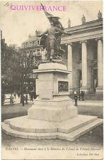 CPL163 - NANTES - MONUMENT COLONEL VILLEBOIS-MAREUIL - LEGION ETRANGERE