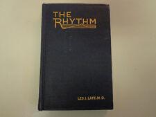 The Rhythm by Leo J. Latz, MD 1947 Vintage Birth Control Method Chart