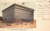Postcard The Oliver Building in South Bend, Indiana~125812