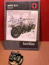 Axis & Allies Contested Skies #: 33/45 BMW R75