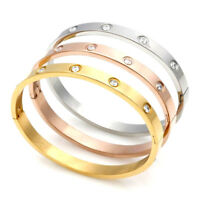 NEW Men Women Steel Fashion Love Screwdriver Bangle Bracelet Gift FAST SHIPPING