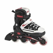 Rollers et patins noirs
