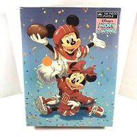 Golden Disney Jigsaw Puzzle Mickey & Minnie 100 Pieces | Complete