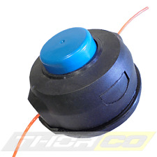 Trimmer head twin ligne pour fits husqvarna T25 débroussailleuse bump feed tap n go