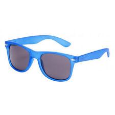 Gafas de sol de hombre Wayfarer azul, con 100% UVA & UVB
