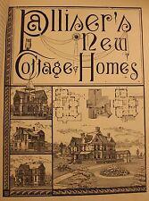 PALLISER'S NEW COTTAGE HOMES AND DETAILS, 1887