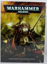 WARHAMMER 40K 6th EDITION 2012 HARD-COVER RULEBOOK BOOK SEALED