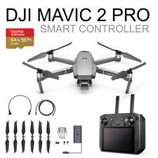 """DJI Mavic 2 PRO with smart controller 5.5"""" screen + 64GB Card"""