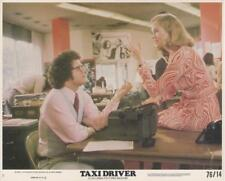 """TAXI DRIVER""-ORIGINAL PHOTO-COLOR-CYBILL SHEPHERD-SCORCESE-#5"