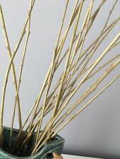 25 pcs Gold  Branches Wedding Table Florist Decor, 40cm - 60 cm,Centerpieces