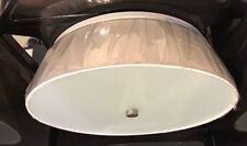 Leucos Lilith Pl 40 bianco lampada da soffitto / plafoniera PROMO ESPOSIZIONE