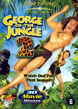 GEORGE OF THE JUNGLE 2 - DISNEY - CHRIS SHOWERMAN - DVD - SEALED