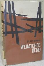 1966 Hardcover Book Wenatchee Bend Giff Cheshire First Edition Doubleday Ex-Lib.
