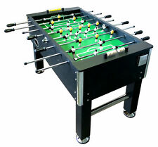 Foosball Soccer 55' Table Competition Sized Fooseball Soccer Table 132 Pounds TC