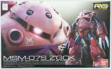 Bandai RG-16 Gundam MSM-07S Z'Gok 1/144 scale kit