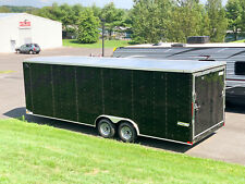 2020 Haulmark Passport Enclosed Motorcycle Landscape Utility Trailer 24'x8.5'