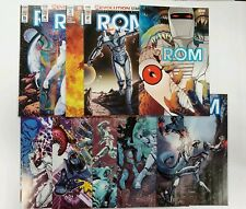 Rom (IDW 2016) Issues #1-10 !! NM/VF
