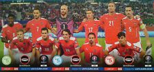 ROAD TO EURO UEFA 2016™ Adrenalyn XL™ Panini LINE UP OSTERREICH 142 143 144