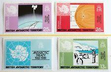 British Antarctic Terr.  – 1981 Antarctic Treaty Set – UM (MNH) (R4)
