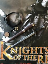 COOModels Knights of the Realm HC 1 METAL Sword & Scabbard loose 1/6th scale
