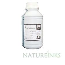 500ml Premium Black Universal Refill Ink dye Bottle CISS refillable cartridges