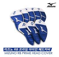 Mizuno 2019 Original New RB Prime Golf Iron Club Head Cover Leather 8pcs