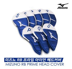 Mizuno 2019 Original New RB Prime Golf Iron Club Head Cover Leather 8pcs_AU