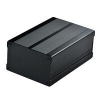 Aluminum Enclosure Electronic DIY PCB Instrument Project Box Case(76x46x110mm)