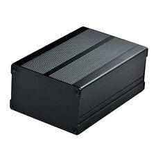 Aluminum Alloy Power Amplifier Enclosure HIFI Vacuum Tube Box DIY - 76*46*110mm