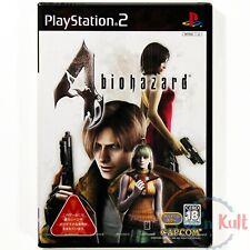 Jeu Biohazard / Resident Evil 4 [JAP] sur PlayStation 2 / PS2 NEUF sous Blister