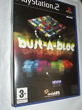 Bust-A-Bloc (Sony PlayStation 2) PS2 GAME
