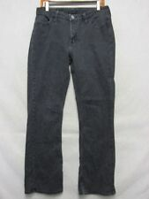 A8229 Riders by Lee 130B113 Stretch Black Cool Jeans Women 32x30