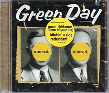 Green Day - Nimrod [HDCD] USA CD Audio CD Sealed $2.99 Ship