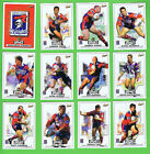2001 NEWCASTLE KNIGHTS RUGBY LEAGUE CARDS