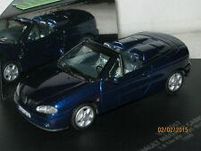 Vitesse 1/43 Renault Megane Cabriolet 1.6 16v RSi 1999 metallic blue