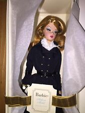NRFB! SILKSTONE PRETTY PLEATS Barbie Robert Best Model 2006 Gold Label J0956