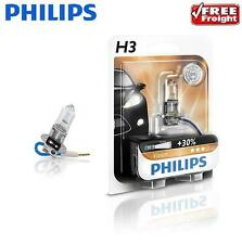 Philips H3 Vision Bulb 30% More Light 10m Extra Precise Beam Globe 1450LM