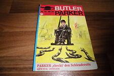 Günter Dönges -- BUTLER PARKER  # 179  ...CHECKT den SCHLEUDERSITZ