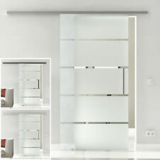 LEVIDOR Slimline Glasschiebetür Design Berlin SoftStop SoftClose (opt.) EX1SXX