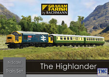 370-048 Graham Farish N Gauge The Highlander Digital Train Set
