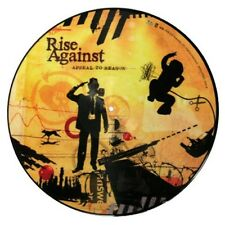 RISE AGAINST Appeal To Reason PICTURE DISC VINYL LIMITED EDITION NEW