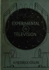 Experimental Television (1932) * CDROM * PDF