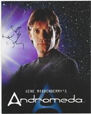 Kevin Sorbo - Andromeda signed photo