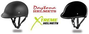 Daytona Hawk DOT Helmet Polo Style Ratchet Quick Release 2XS-2XL