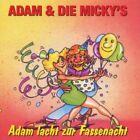 ADAM UND DIE MICKY'S - ADAM LACHT ZUR FASSENACHT CD NEU