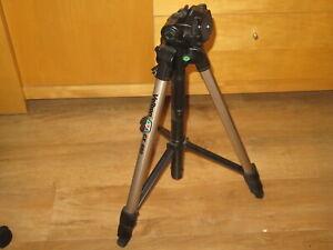 Velbon CX 660 Tripod for 35mm SLR, DSLR Camera, Spotting Scope, Camcorder etc